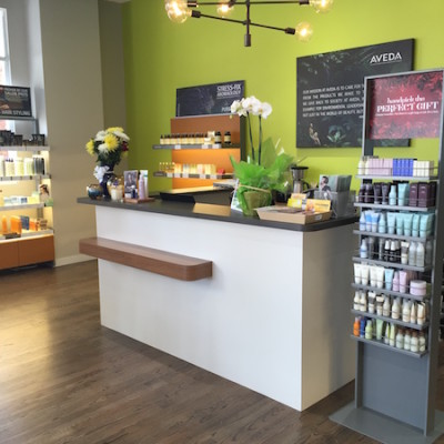 Gramercy Salon: an Aveda Hair Salon