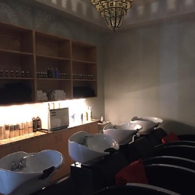 Gramercy Salon Shampoo Lounge