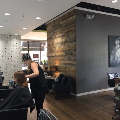 Styling Floor - Boca Raton Hair Salon